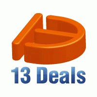 13 Deals Coupons & Promo Codes