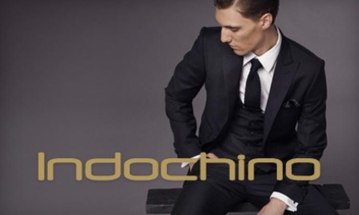 Indochino Coupons