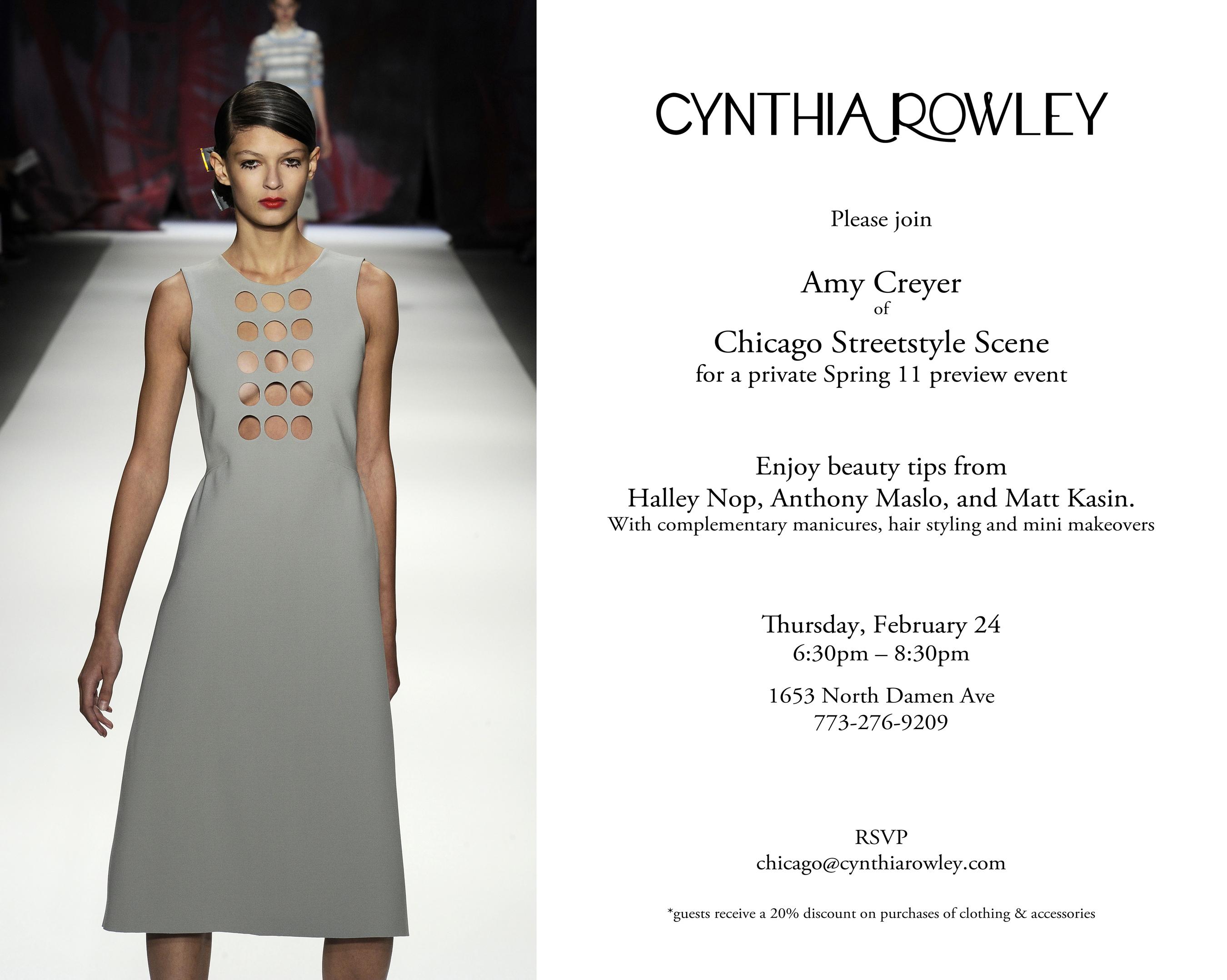 Cynthia Rowley Coupons