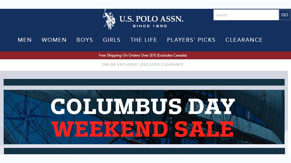 U.S. Polo Assn. Coupons