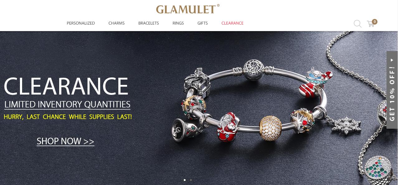 Glamulet Coupons