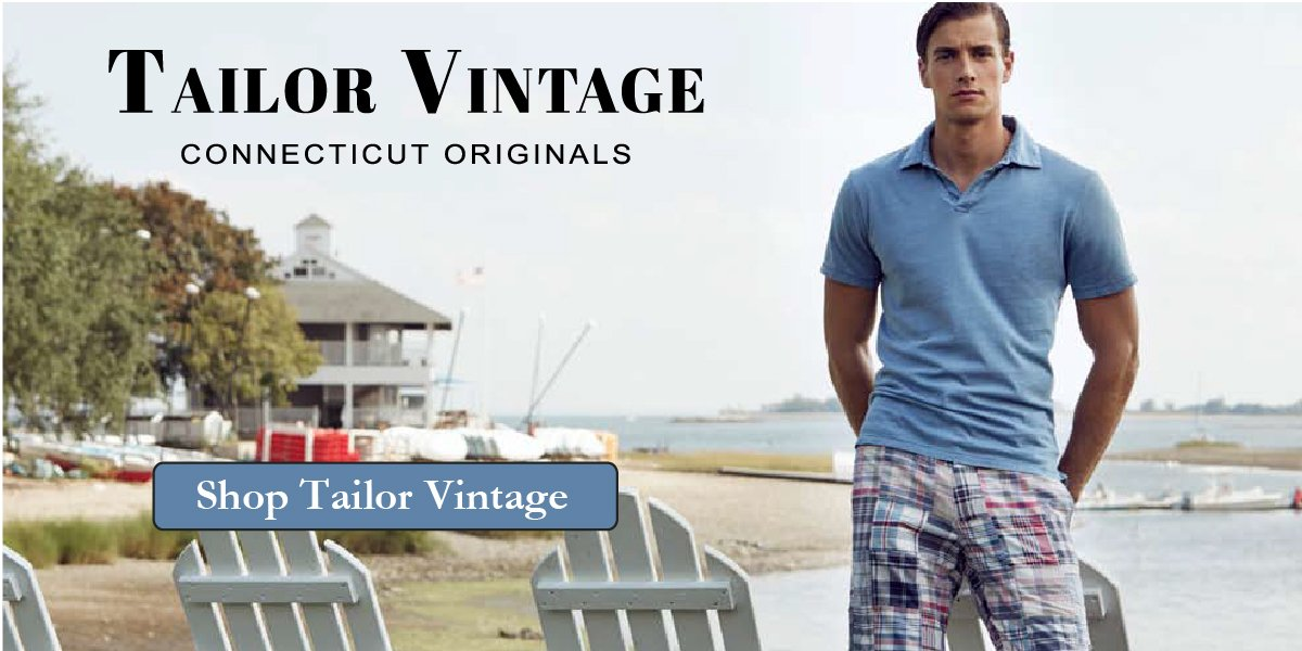 Tailor Vintage Coupons